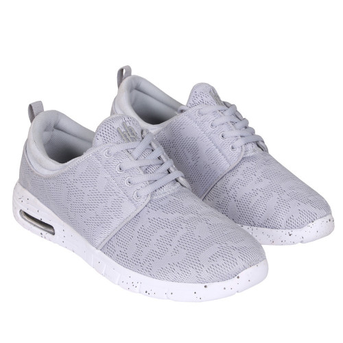 Hoodboyz Space Plain Low Sneaker grey