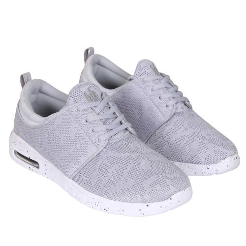 Hoodboyz Space Plain Low Sneaker grey