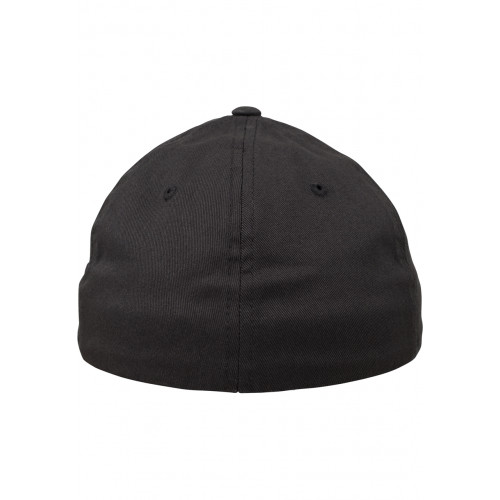 Urban Classics Flexfit Cotton Twill Dad Cap Blk