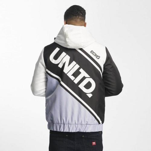 Ecko Unltd. / Winter Jacket Vintage in black white