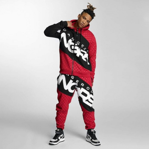 Dangerous DNGRS Toco Suit Red/Blk