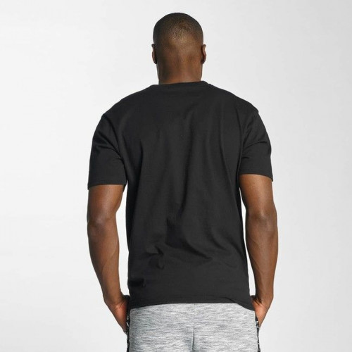 Thug Life Goldteeh T-Shirt Blk