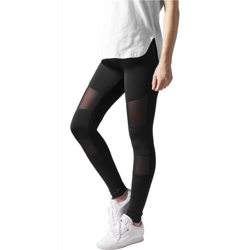 Urban Classics Ladies Tech Mesh Leggings