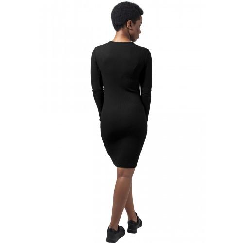 Urban Classics Ladies Rib Dress