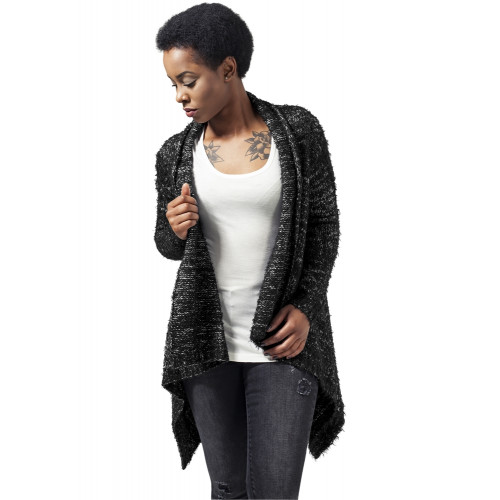 Urban Classics Ladies Knit Feather Cardigan