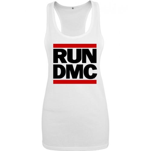 Urban Classics Ladies Run DMC Logo Tank